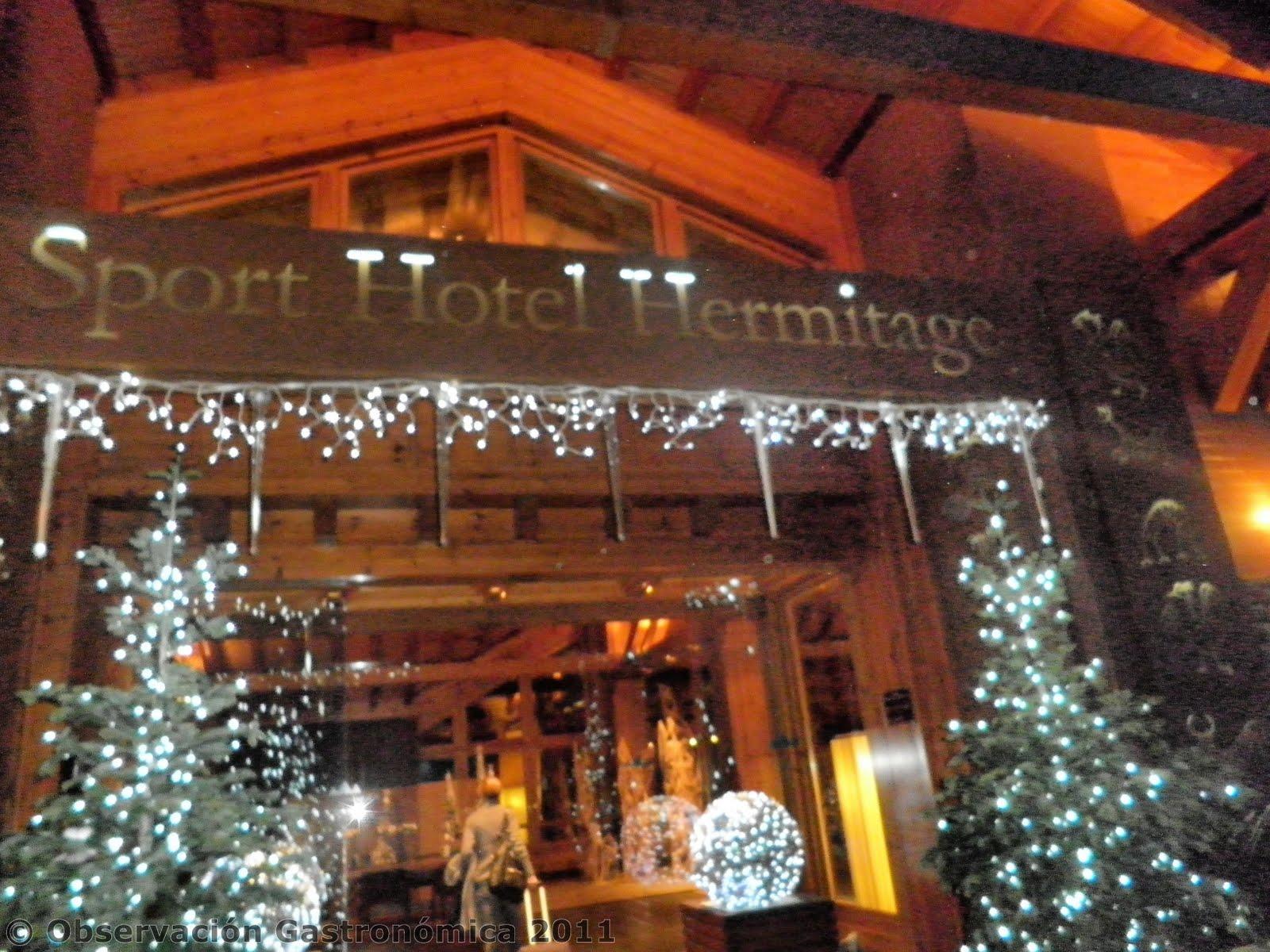 Hotel sport hermitage spa 1 soldeu andorra - Hotel ermitage andorra ...