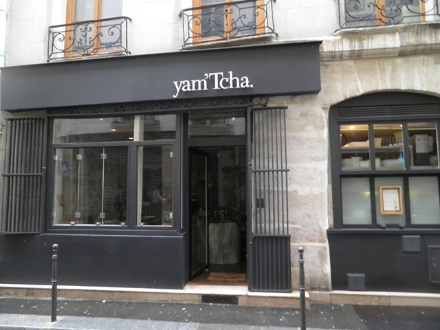 yam tcha paris observaci n gastron mica 2. Black Bedroom Furniture Sets. Home Design Ideas