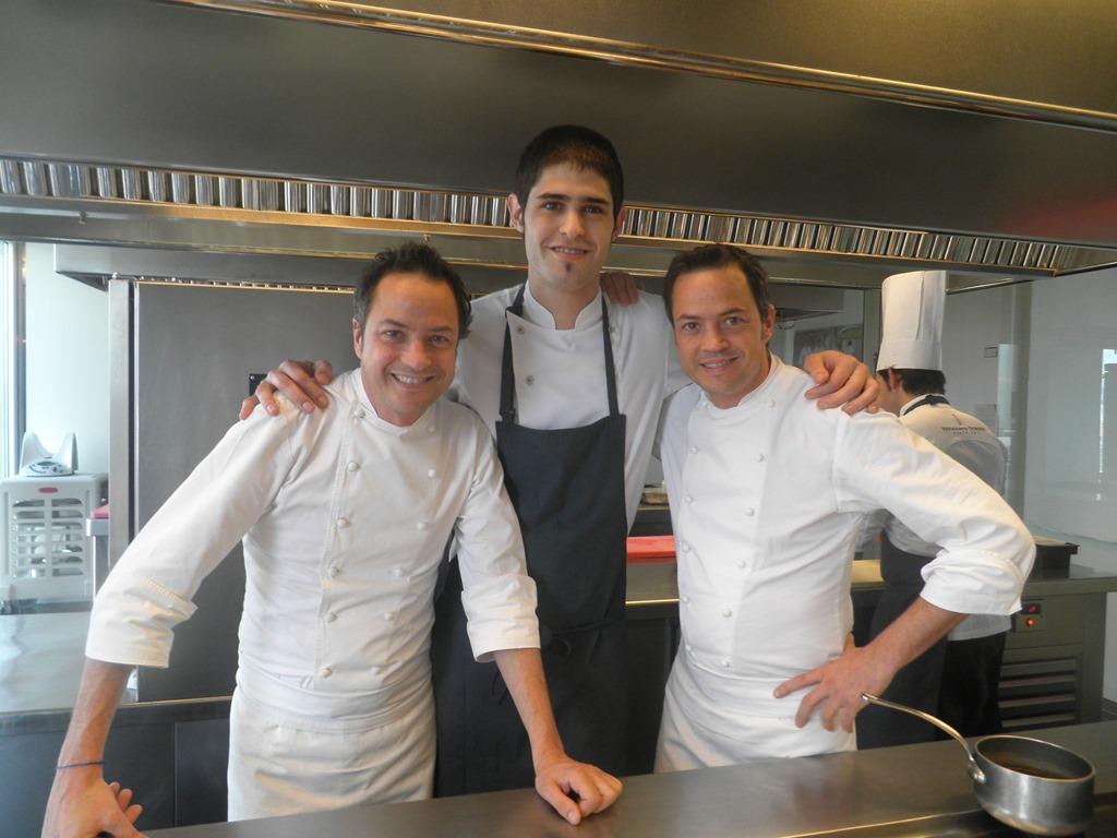 Jefe De Cocina Barcelona | Dos Cielos Abril 2013 Barcelona Observacion Gastronomica 2
