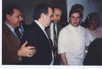 Martin Berasategui en Vitoria 92